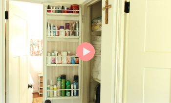 How to Add Storage to a Small Closet