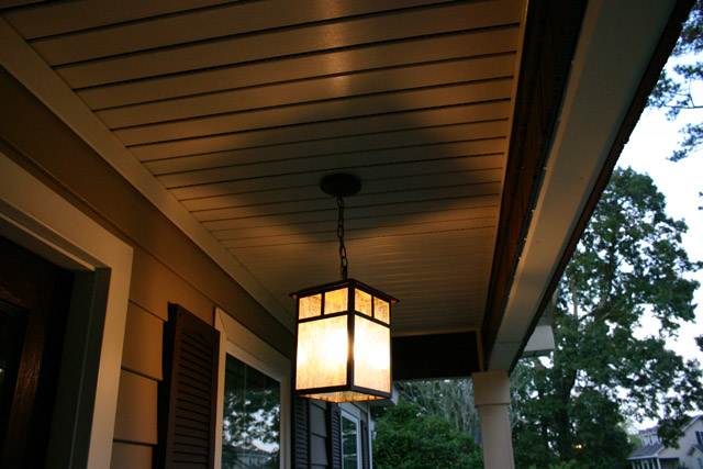 Replacing Flush Mount Light With Pendant Checking In