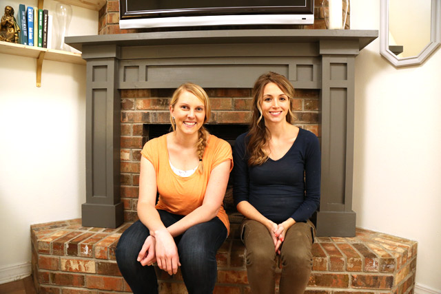 fireplace mantels cardboard easy fireplace mantel diy checking in with chelsea
