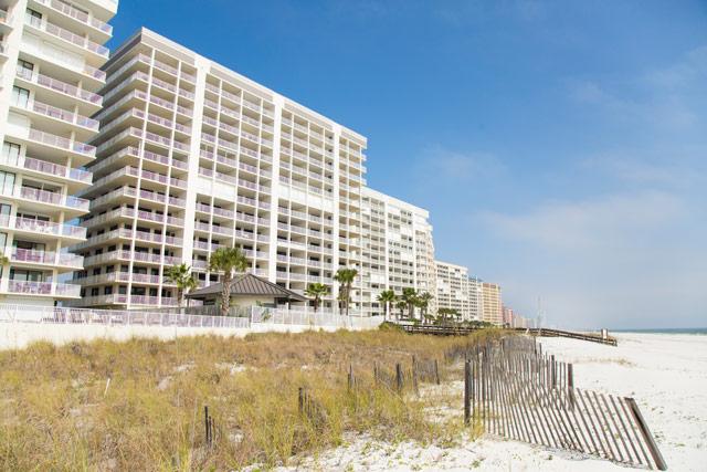 beachfront condo high rise orange beach alabama