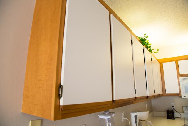Condo Kitchen Cabinets Before