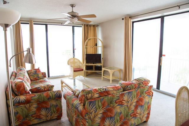 Condo Living Room Before