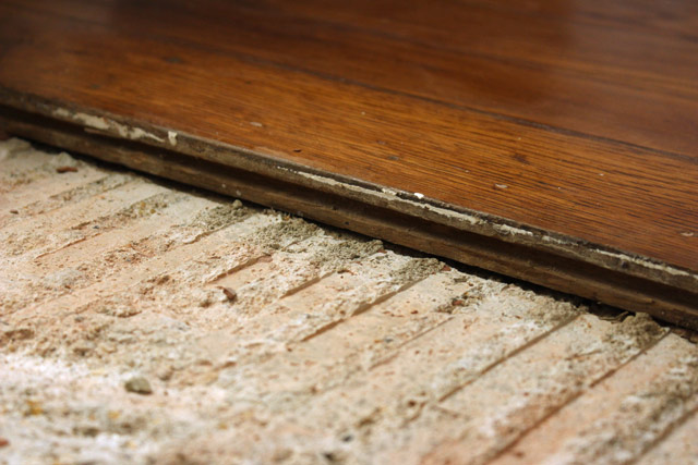 Depth of Hearth at Hardwood Floors