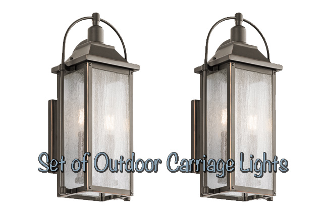 Kichler harbor row outdoor wall lantern giveaway