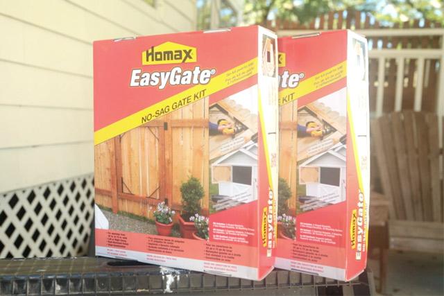 Homax EasyGate No-Sag Gate Kits