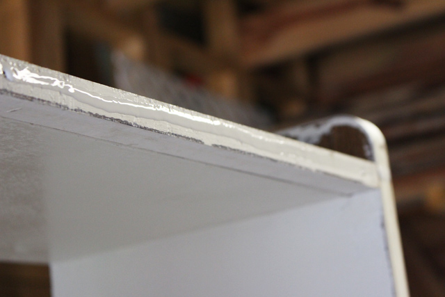 Quick and Thick Applied for Crown Molding