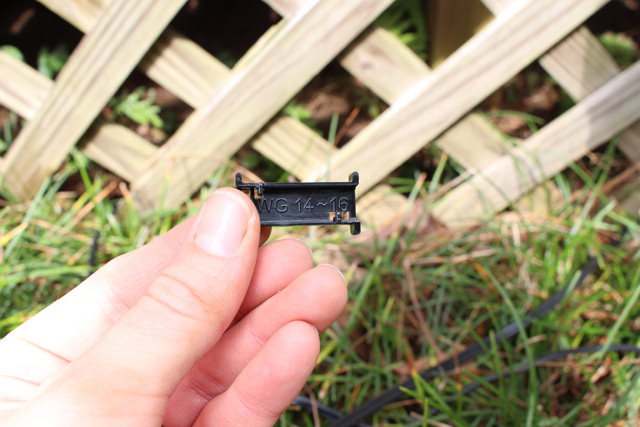 Adaptor for 14 and 16 Gauge Cable