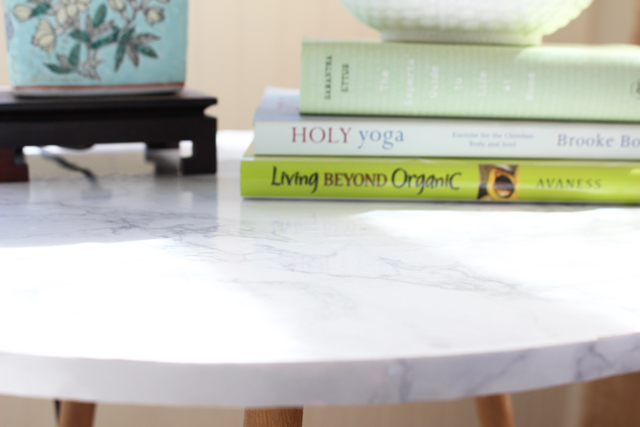 Marble Table Top and Edge