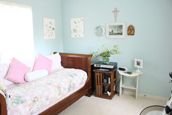 Guest Room and Home Gym 2016