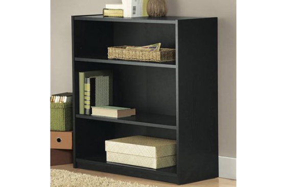 Similar Bookcase Before Makeover