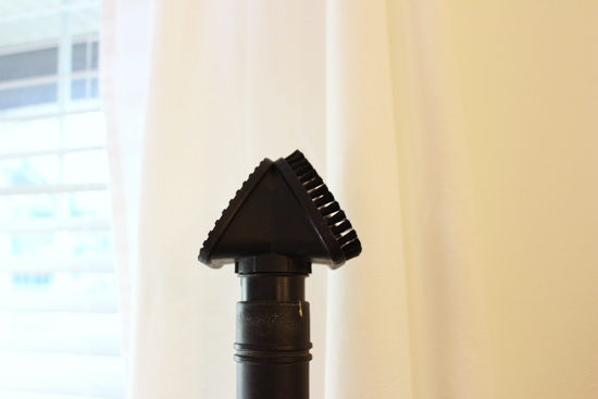 Brush Attachment from Upright Vacuum