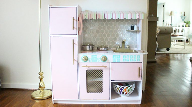 Play Kitchen Remodel Checking In With Chelsea