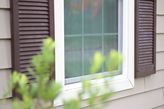How to Make Faded Shutters Look Like New