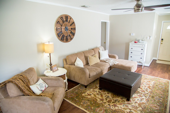 Budget Living Room Makeover Ideas | Checking In With Chelsea