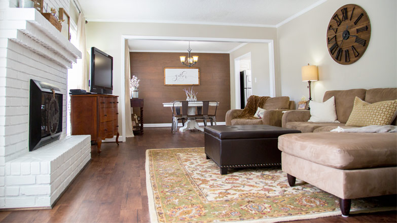 Budget Living Room Makeover Ideas Checking In With Chelsea