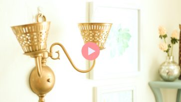 How to Change a Light Fixture into a Plug-In