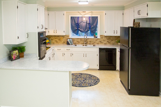 How to Remove Cabinets to Open Kitchen
