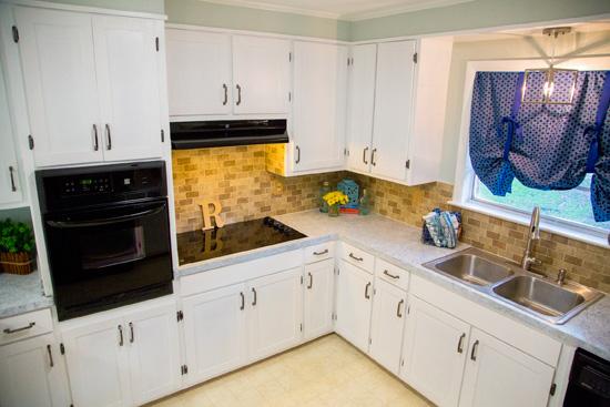 Kitchen Facelift Under $1000