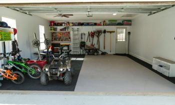How to Create Zones for a Family Garage