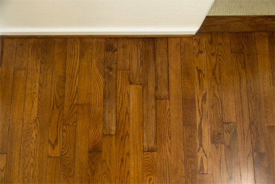Replace Oak Hardwood Floor Boards