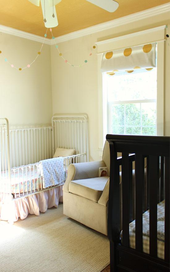 Boy Girl Toddler Shared Room Before Updates