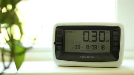AcuRite Electronic Rain Gauge Monitor