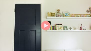 How to Paint Interior Door Smooth Finish