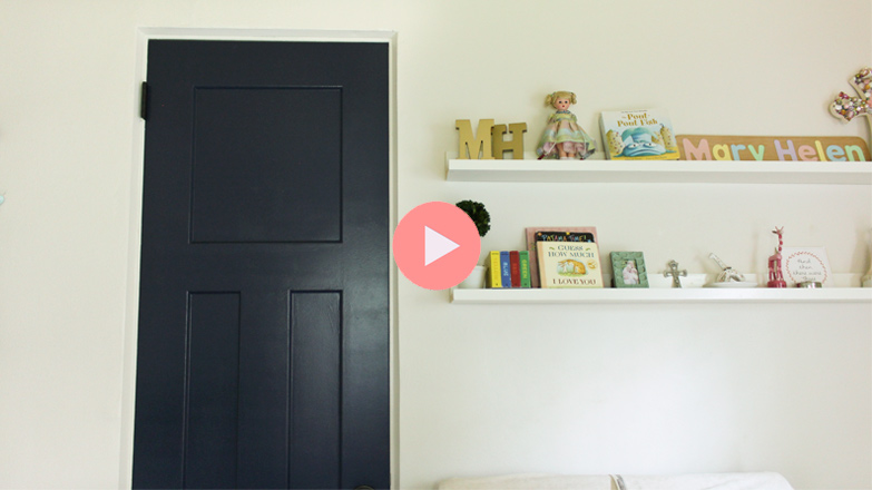Tips For Painting Interior Doors Checking In With Chelsea