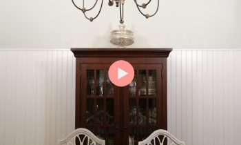 How to Install Beadboard Planks Wainscoting