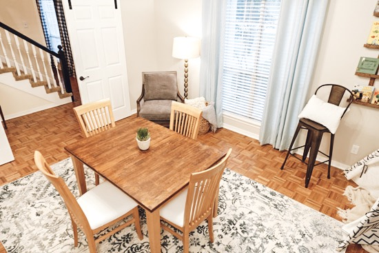 Multipurpose Room in Old Formal Living Room