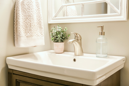 New-Bathroom-Vanity-with-Integrated-Sink-and-Countertop ...