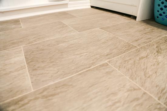 Sheet Vinyl Flooring That Looks Like Ceramic Tiles