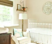 Soft Pink and Neutral Baby Girl Nursery Reveal