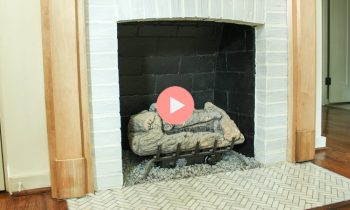 How to Update Firebox and Hearth with Paint