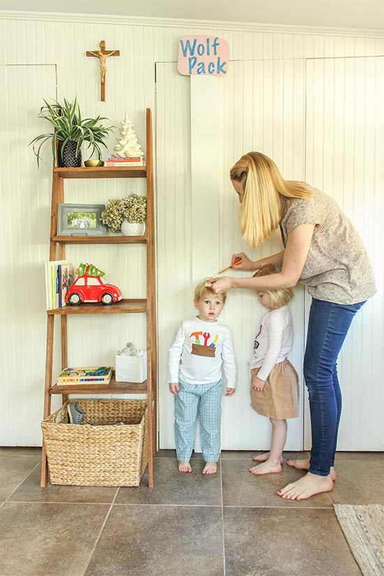 Keep Track of Children Height and Growth