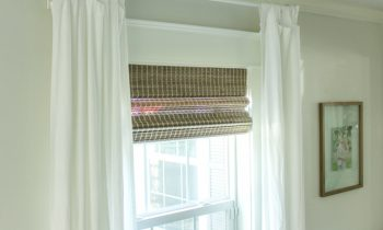 Radiance Bamboo Window Shades Cordless for Kid Safety