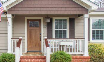 Honey Oak Wood-Look Front Door Painting Kit
