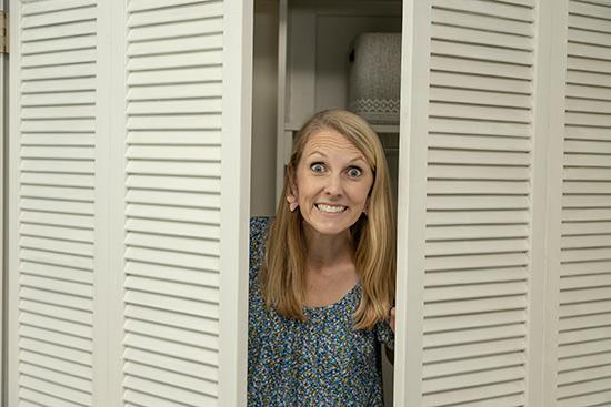 Reuse Bi-Fold Closet Doors for Regular Doors